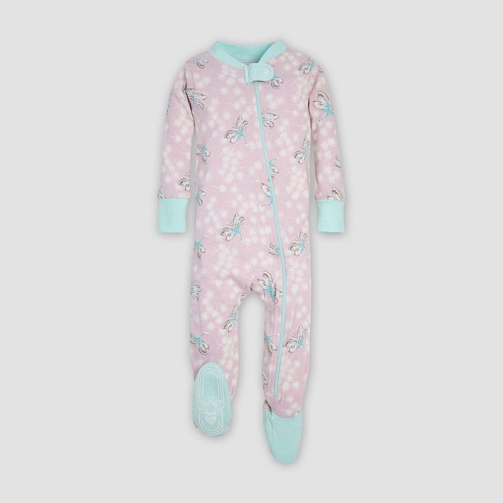 Boy or Girl Burt/'s Bees Baby Pajama Sleep Set Organic Cotton