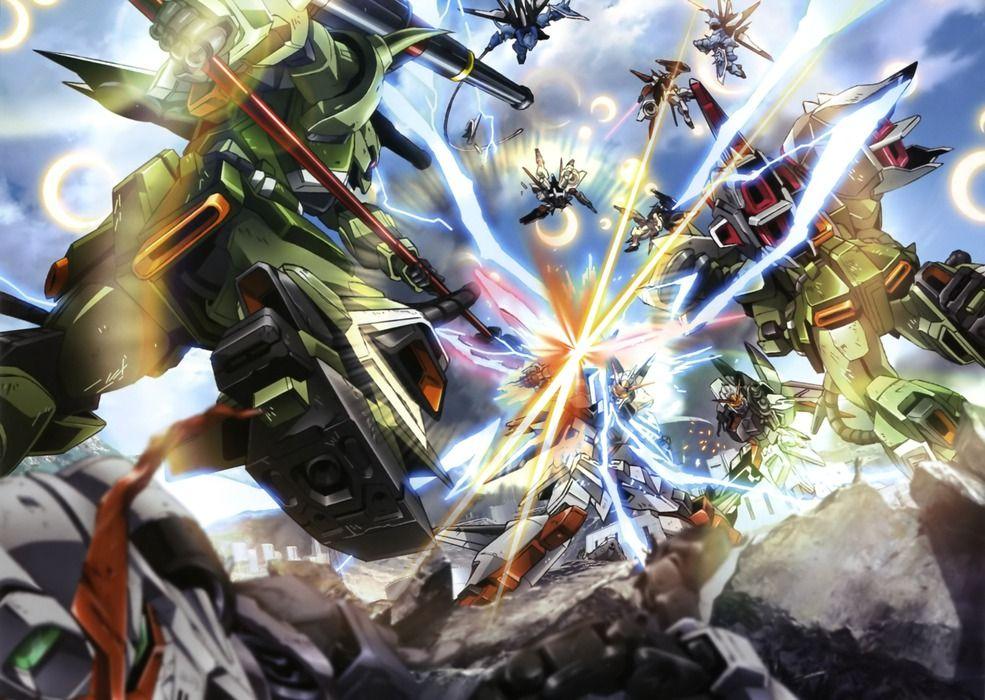 Gundam Seed Destiny Battle 건담