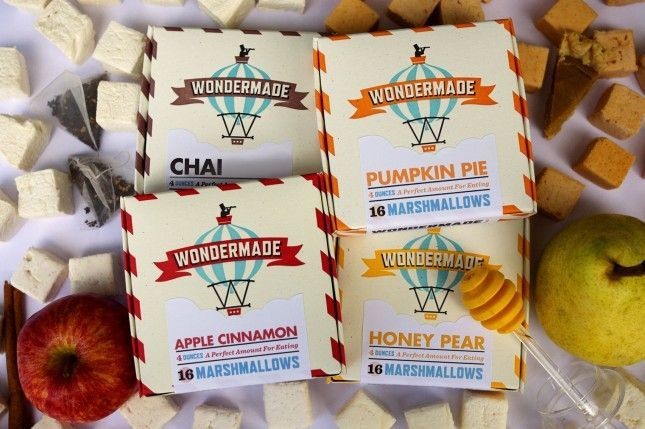 7 Flavored Marshmallows You HAVE To Try #flavoredmarshmallows Gear up for fall with flavored marshmallows. #flavoredmarshmallows