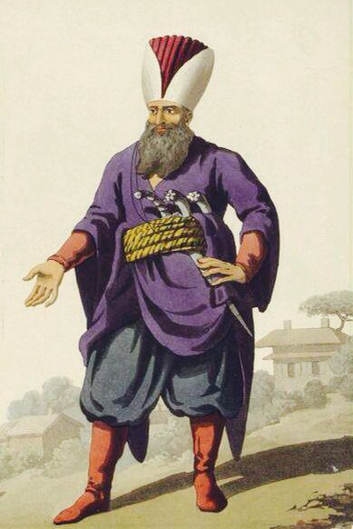Officer of the Ottoman Police