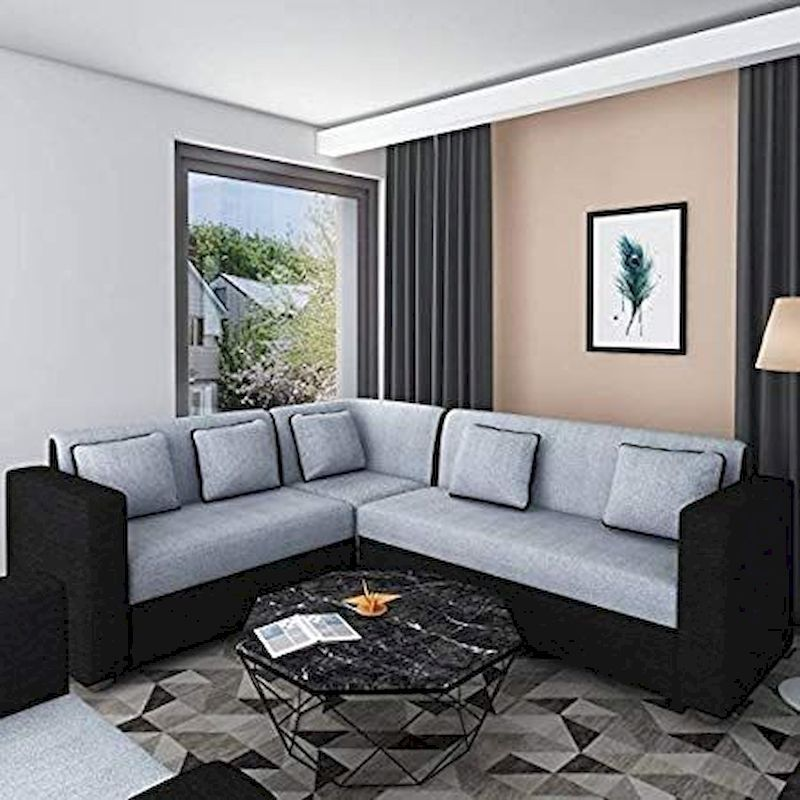 Breathtaking 72 L Shaped Living Room Layout Ideas You Need To Copy Now Https De Corr Com 2019 04 25 7 Sofa Design L Shaped Living Room Layout Sofa Bed Design