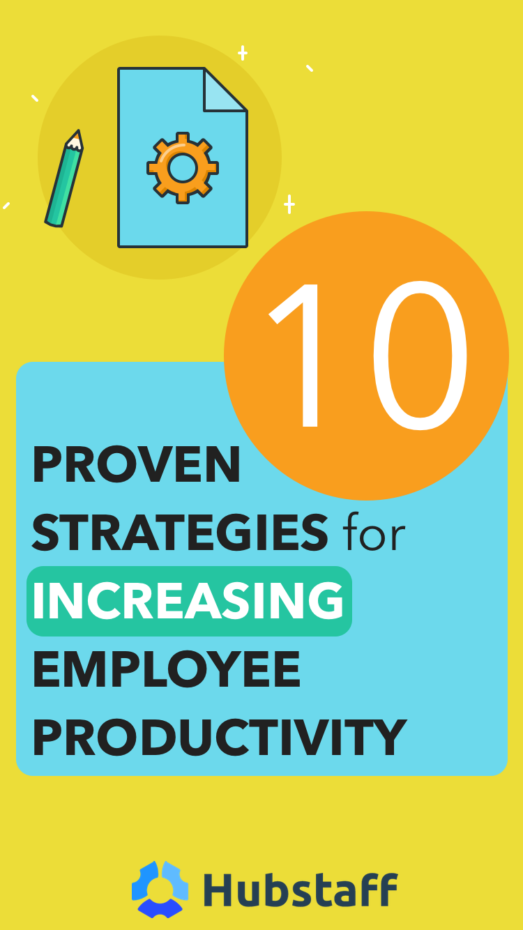 10 Proven Strategies For Increasing Employee Productivity Employee Productivity Is A Litt Productivity In The Workplace Productivity Productivity Measurement