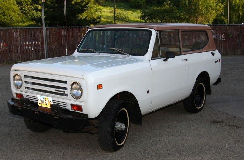 1972 International Harvester : Scout Scout II in International Harvester | eBay Motors