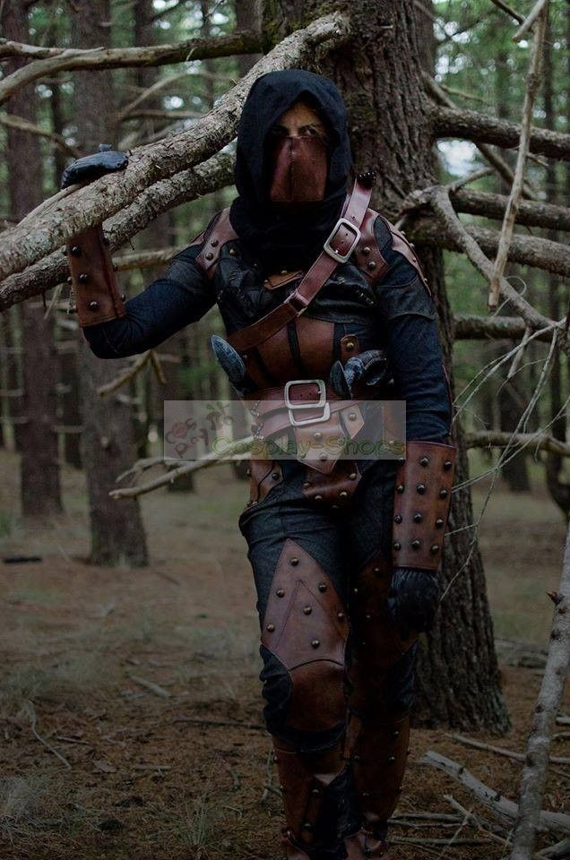 Skyrim cosplay armor for sale