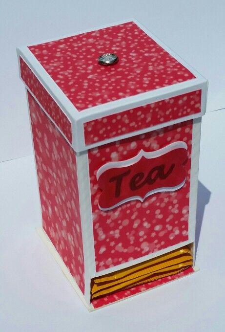Tea Dispenser Box