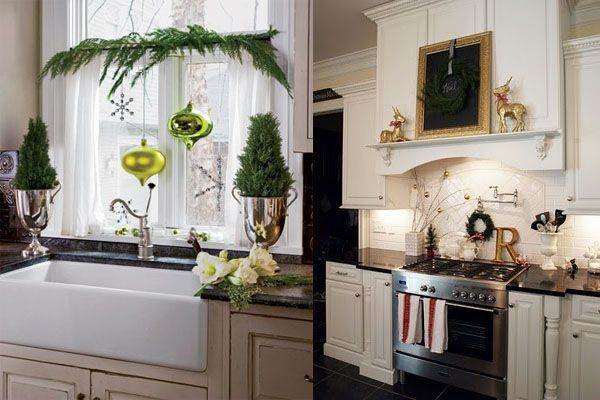 Superb Budget Friendly Tips On How To Decorate Your Kitchen For Christmas