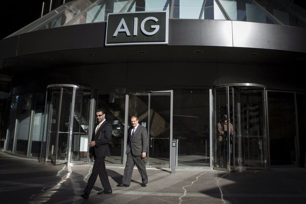A I G Names Doug Dachille Chief Investment Officer Real Estate Investment Fund Investing Underwriting