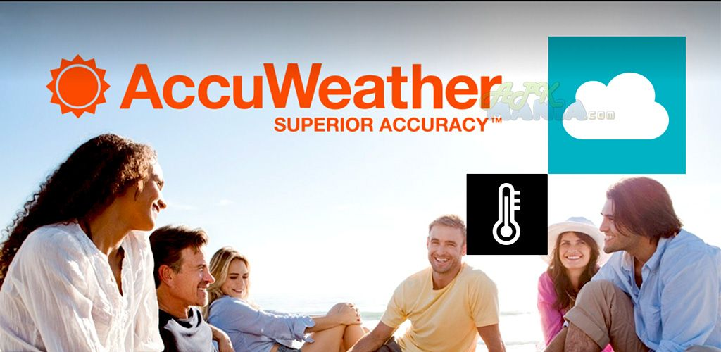 awesome AccuWeather Platinum v4.2.5paid APK Updated