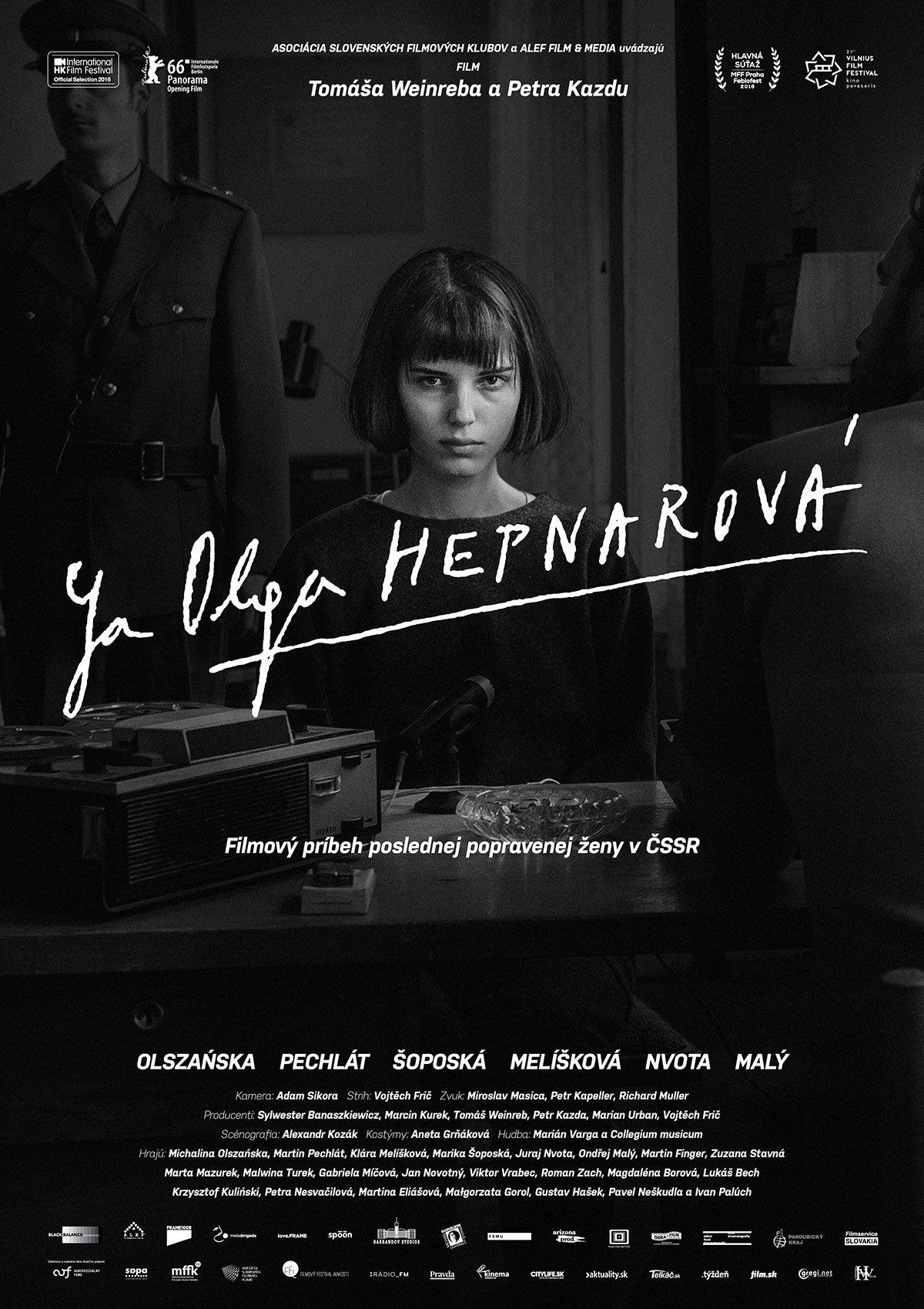 Já, Olga Hepnarová (Tomáš Weinreb & Petr Kazda, 2016) Cinéma