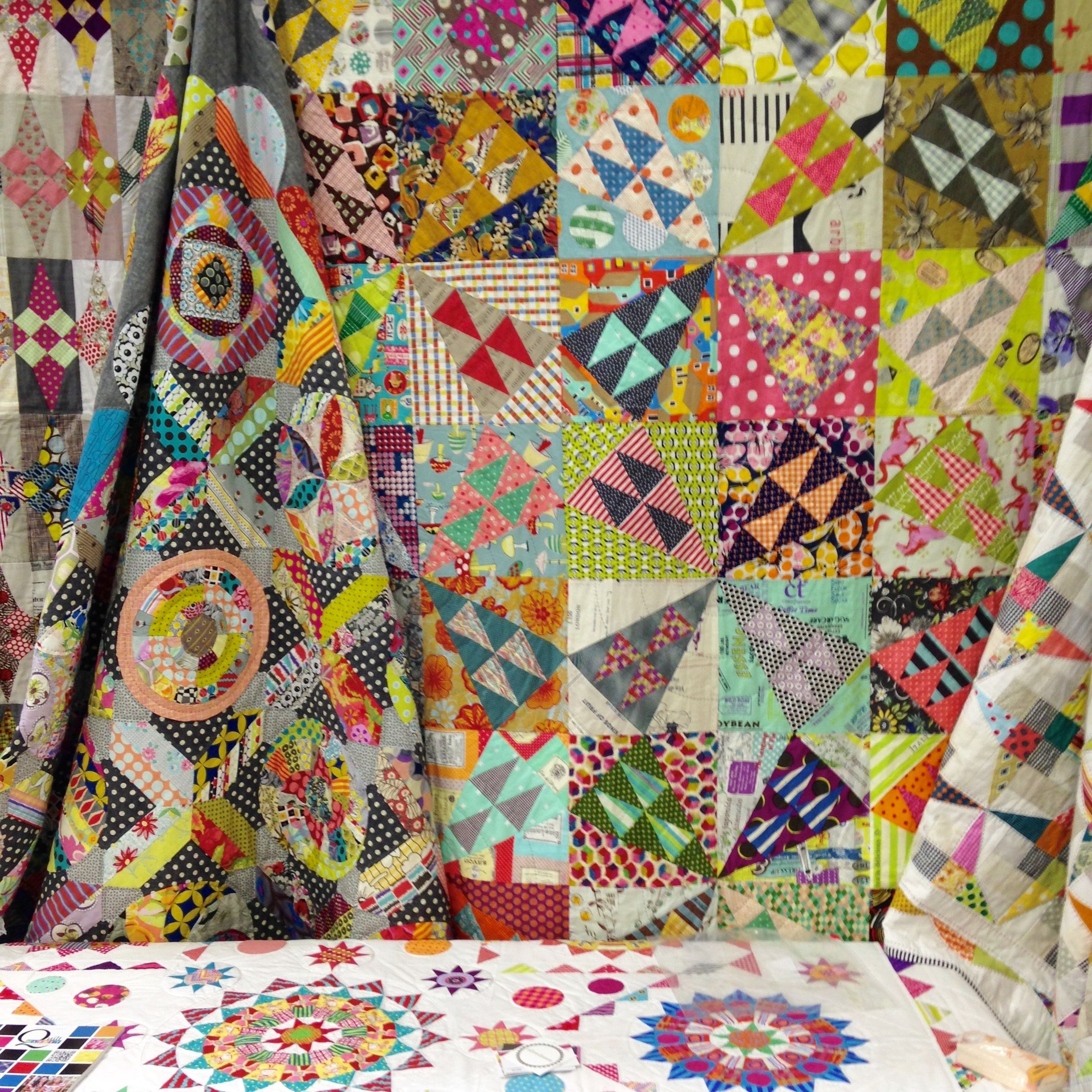 Jen Kingwell quilts. Spring Quilt Market 2015 in Minneapolis ... : quilts by jen - Adamdwight.com