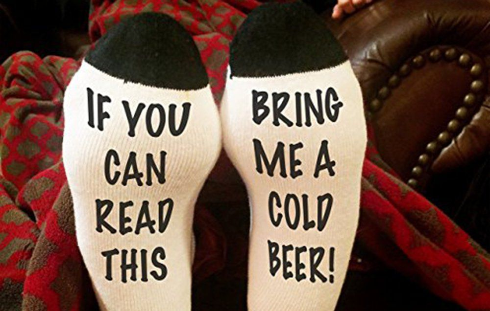 15 handmade gifts from amazon that your husband is secretly hoping 15 handmade gifts from amazon that your husband is secretly hoping for beer sockshomemade solutioingenieria Choice Image