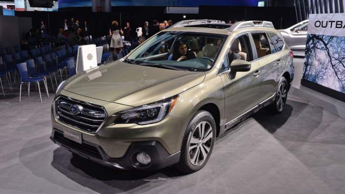 Subaru Outback Hybrid >> 2018 Subaru Outback Hybrid Release Date Price Specs