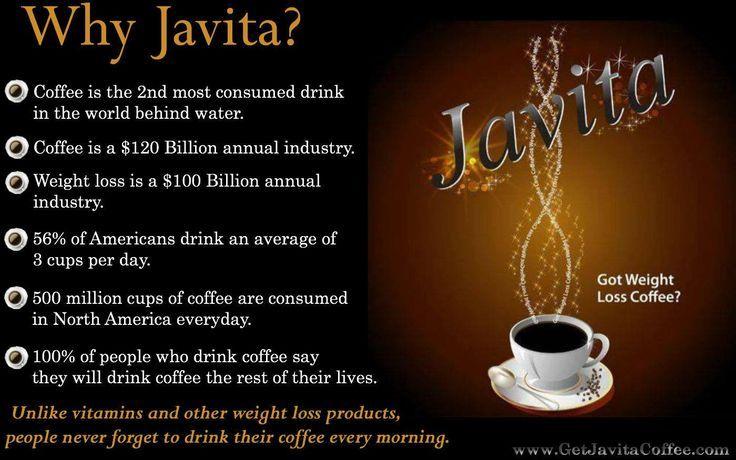 Cafe javita para perder peso
