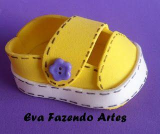 Artesanato by Dona Santa: Chá de Bebê