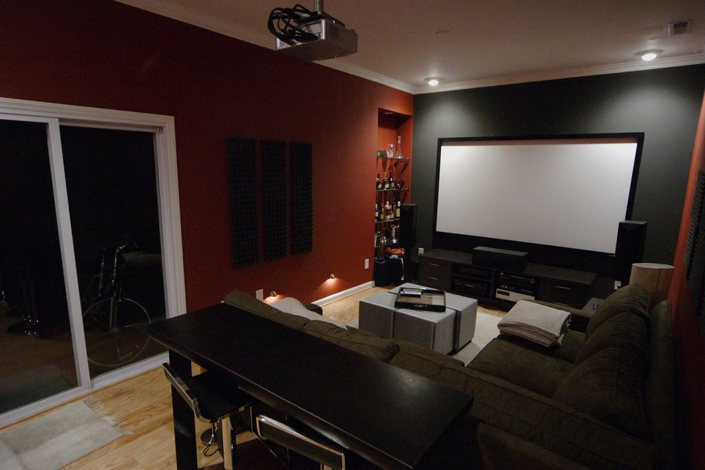 paint colors theater room moi chateau pinterest movie rooms