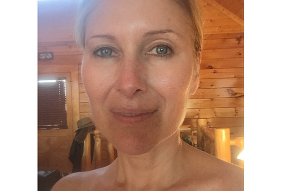 ::This 62-Year-Old Woman Uses Just 4 Products for Skin This Good via @NewBeautyMag::