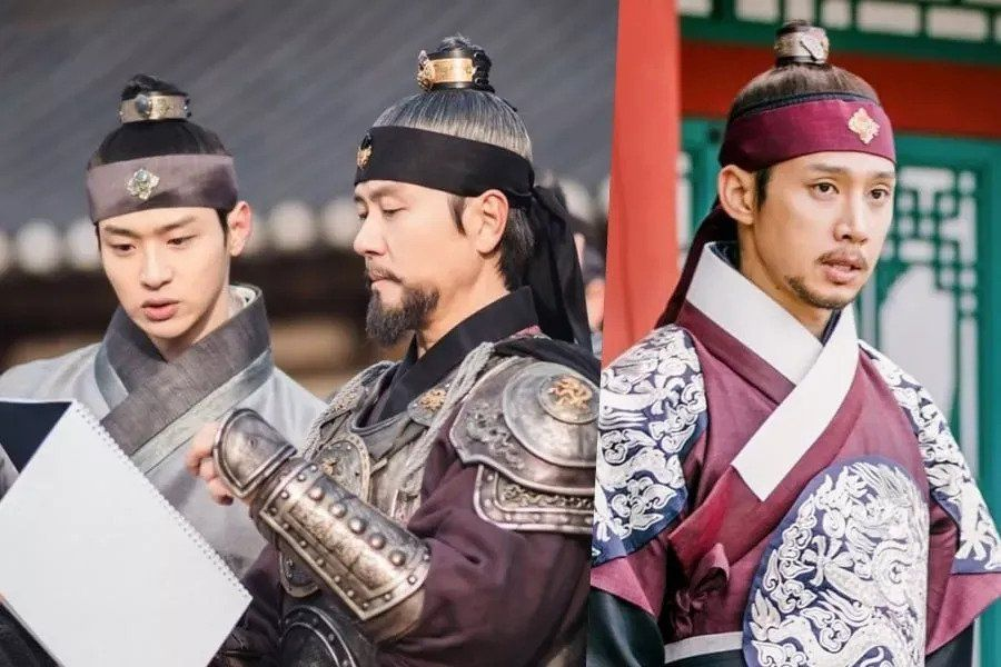 """Jang Dong Yoon, Kam Woo Sung, And Park Sung Hoon Describe What Each Other Is Like On The Set Of """"Joseon Exorcist"""""""