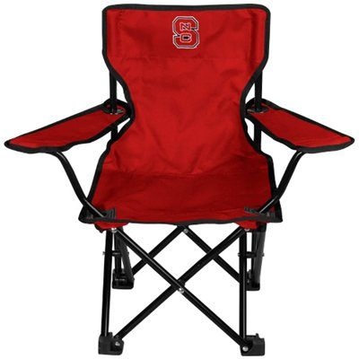 Nc State Wolfpack Toddler Folding Chair Red