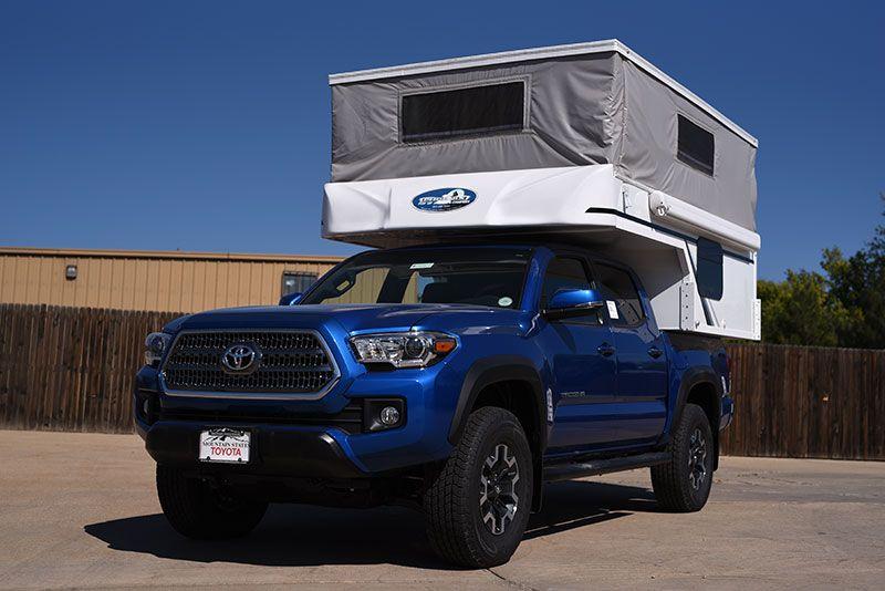 2018 Phoenix Mini Max Review Pop Up Truck Campers Camper Truck