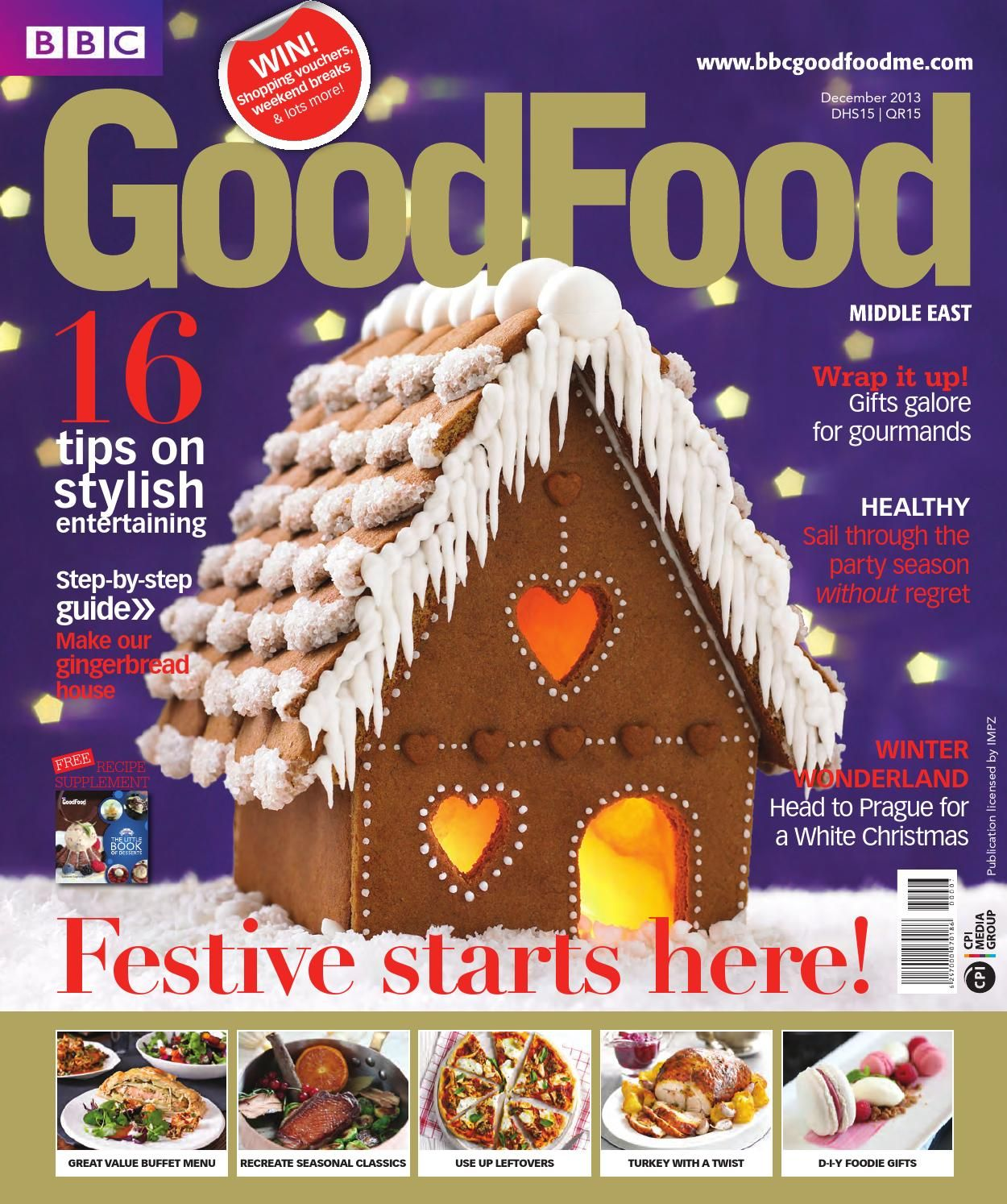 BBC Good Food ME - 2013 December
