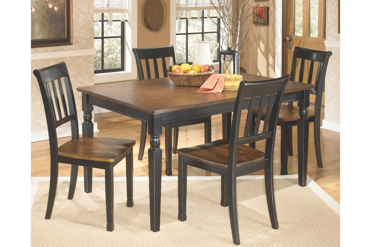 Owingsville Dining Room Table Ashley Furniture Homestore Dining Room Table Rectangular Dining Room Table Home Decor Furniture