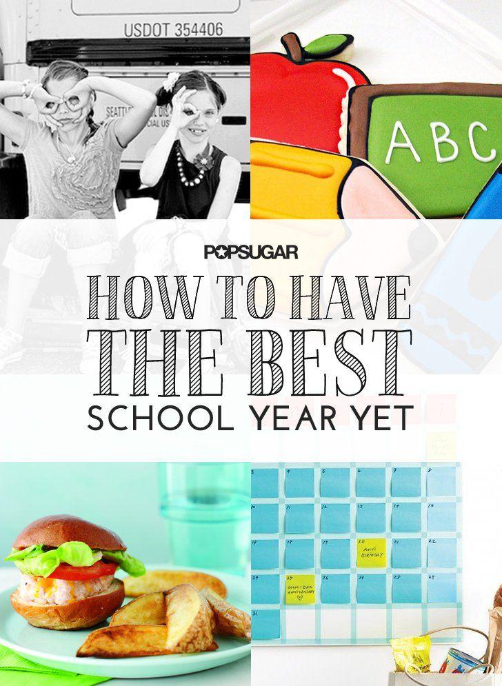 Popsugar Challenge School Fun School Discipline School