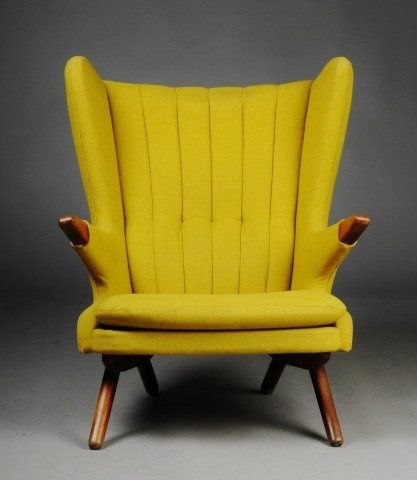 Captivating Retro Chic Mustard Yellow Arm Chair By Bo Butik.