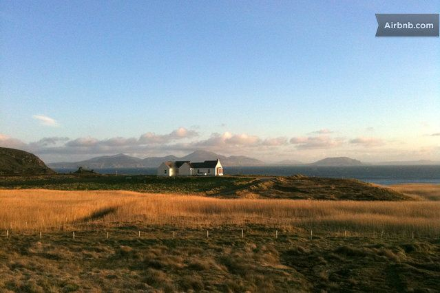 Luxury Irish hideaway by the sea in Backlands