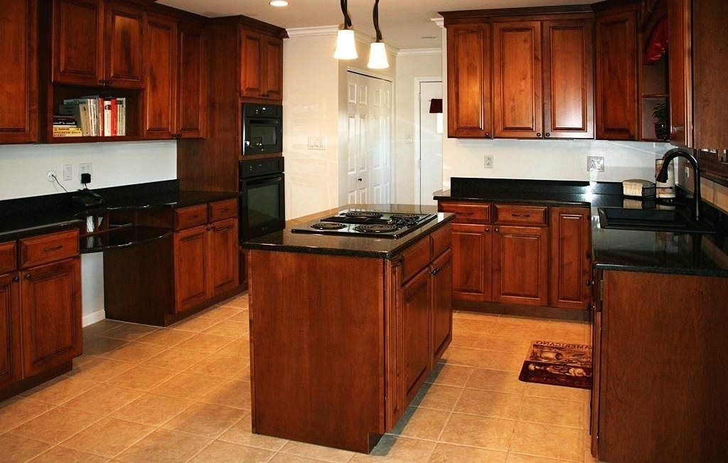 How to Restain Kitchen Cabinets for Comfortable Arround ...