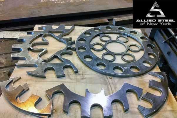 You Should Head For The Best Team Working Under Allied Steel Distribution Services Center To Cover Finest Steel F Steel Fabrication Metal Fabrication Steel