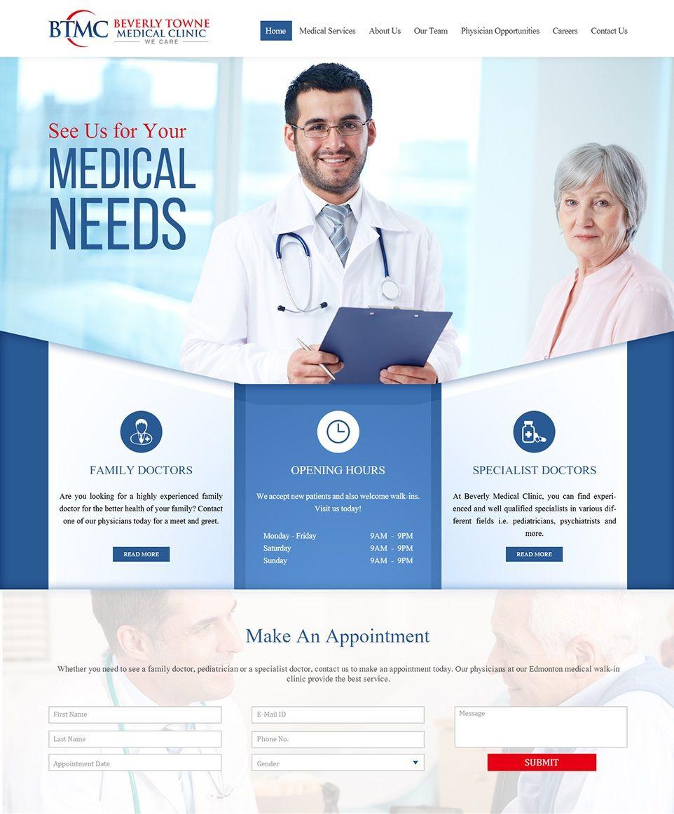 best dating a doctor website design