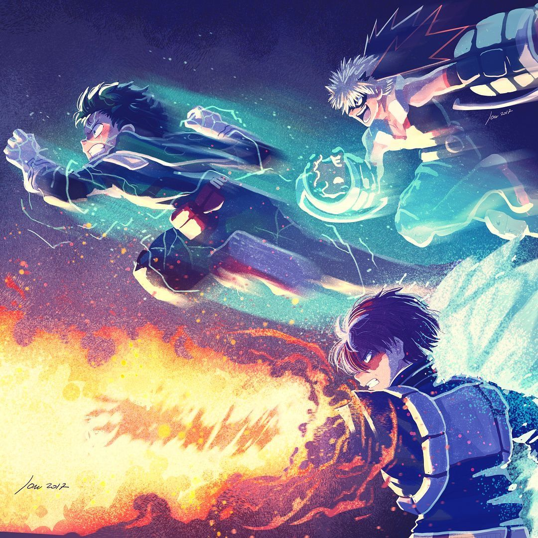 My Hero Academia Hero Wallpaper My Hero Academia Episodes Hero