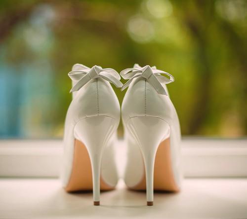 fashionweddingdresses.net | Coming Soon | Follow Us , White bowed heels heels,  dressy