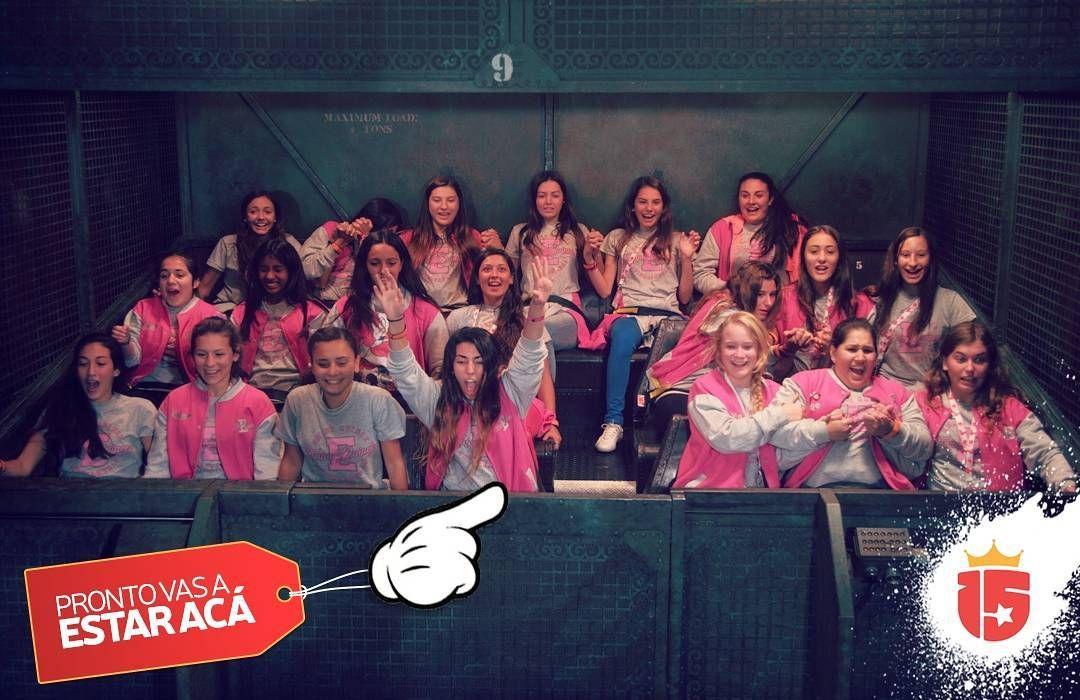Levante la mano quién quiere estar YA en #Disney!Muy pronto con #enjoy15!