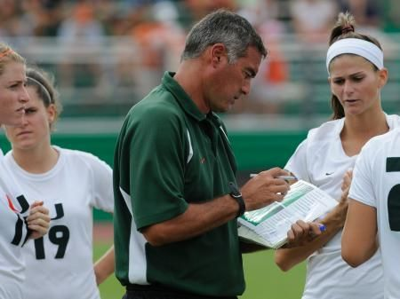 Former Indiana State Head Coach And University Of Miami Fla Assistant Vernon Croft Has Joined The University Of Soccer Coaching Women S Soccer Womens Soccer