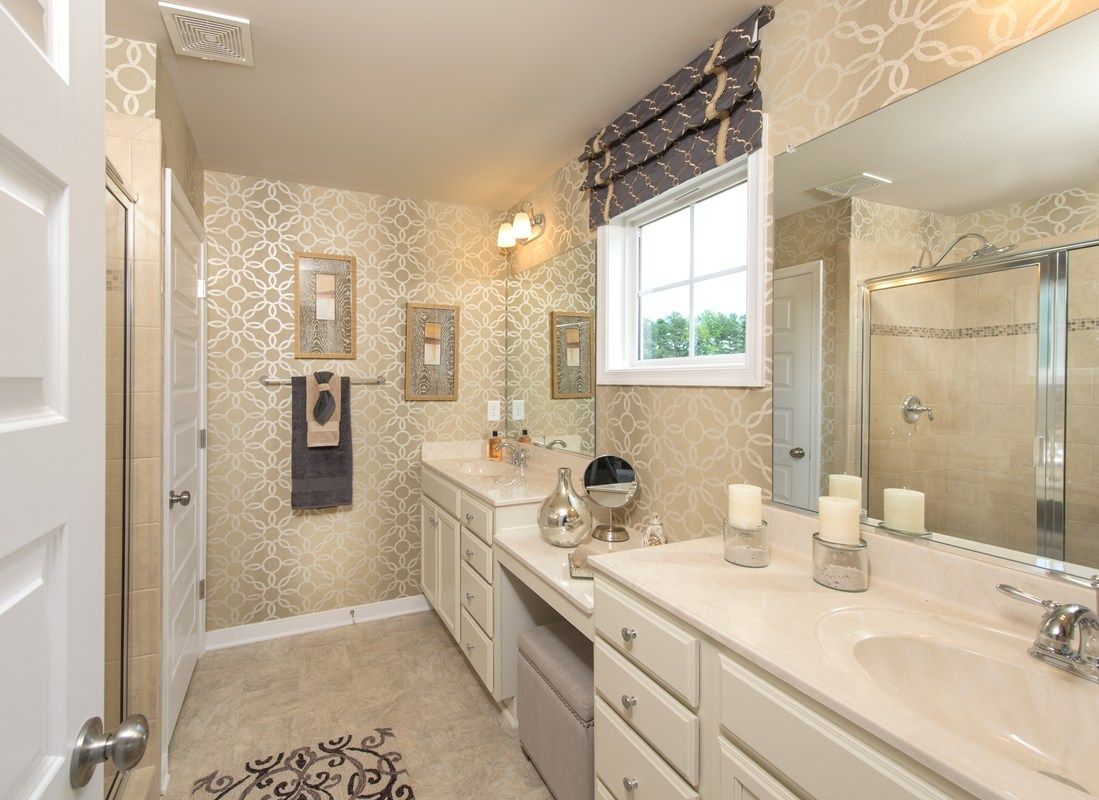 Marley Pointe By HHHunt Homes In Mechanicsville Virginia Townhome - Bathroom remodeling mechanicsville va