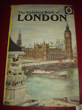 A LADYBIRD BOOK OF LONDON - Vintage  Series 618