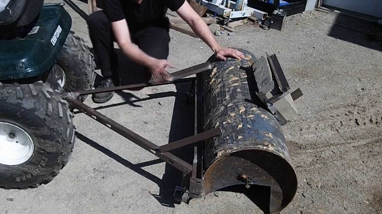 Image Result For Homemade 4 Wheeler Implements Homemade Tractor How To Make Box Hot Water Heater