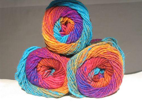 I love Noro yarn!