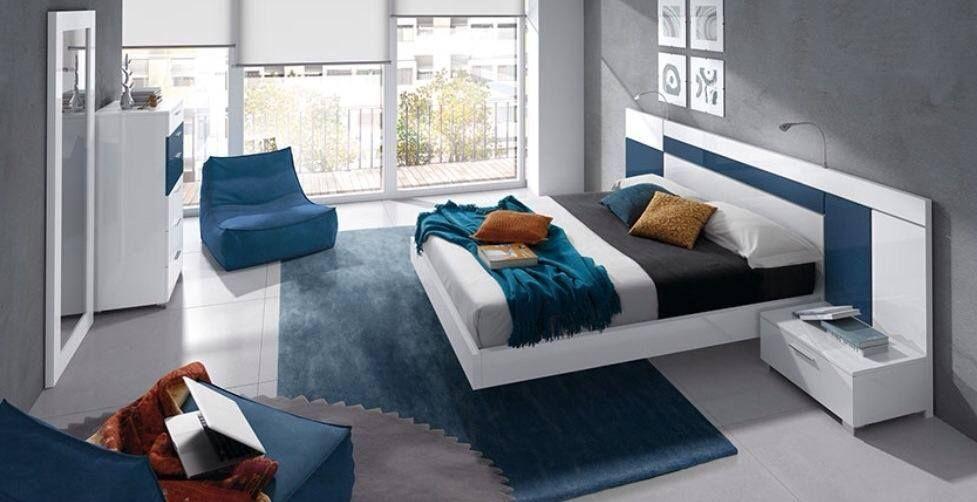 Recamara moderna minimalista lujo fn4 7 en - Decoracion dormitorios juveniles masculinos ...