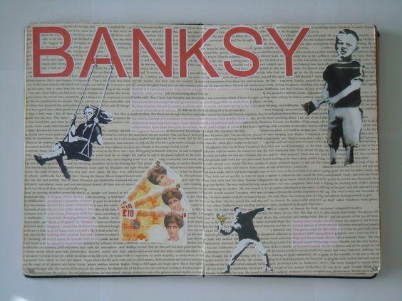 Streetart: New Banksy Artworks (15 Pictures - no.pinterest.com