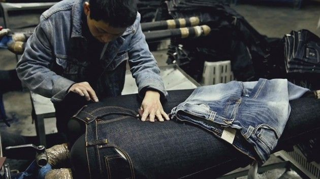 Nudie Jeans presents 'From Cotton to a Pair of Jeans' • Highsnobiety