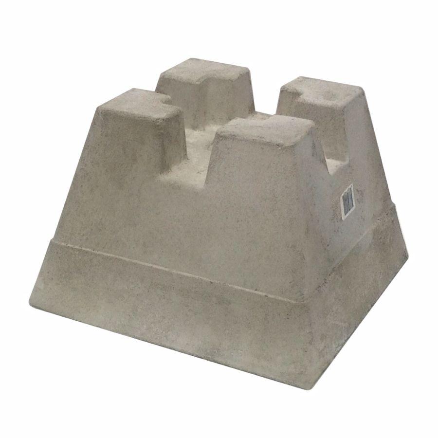 Handiblock 4 x 4 handiblock with images concrete
