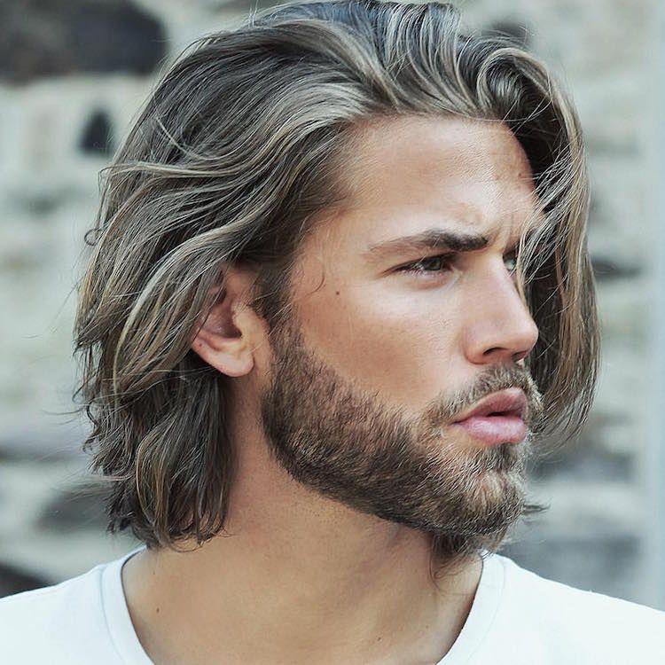 25+ Longueur cheveux barbe le dernier