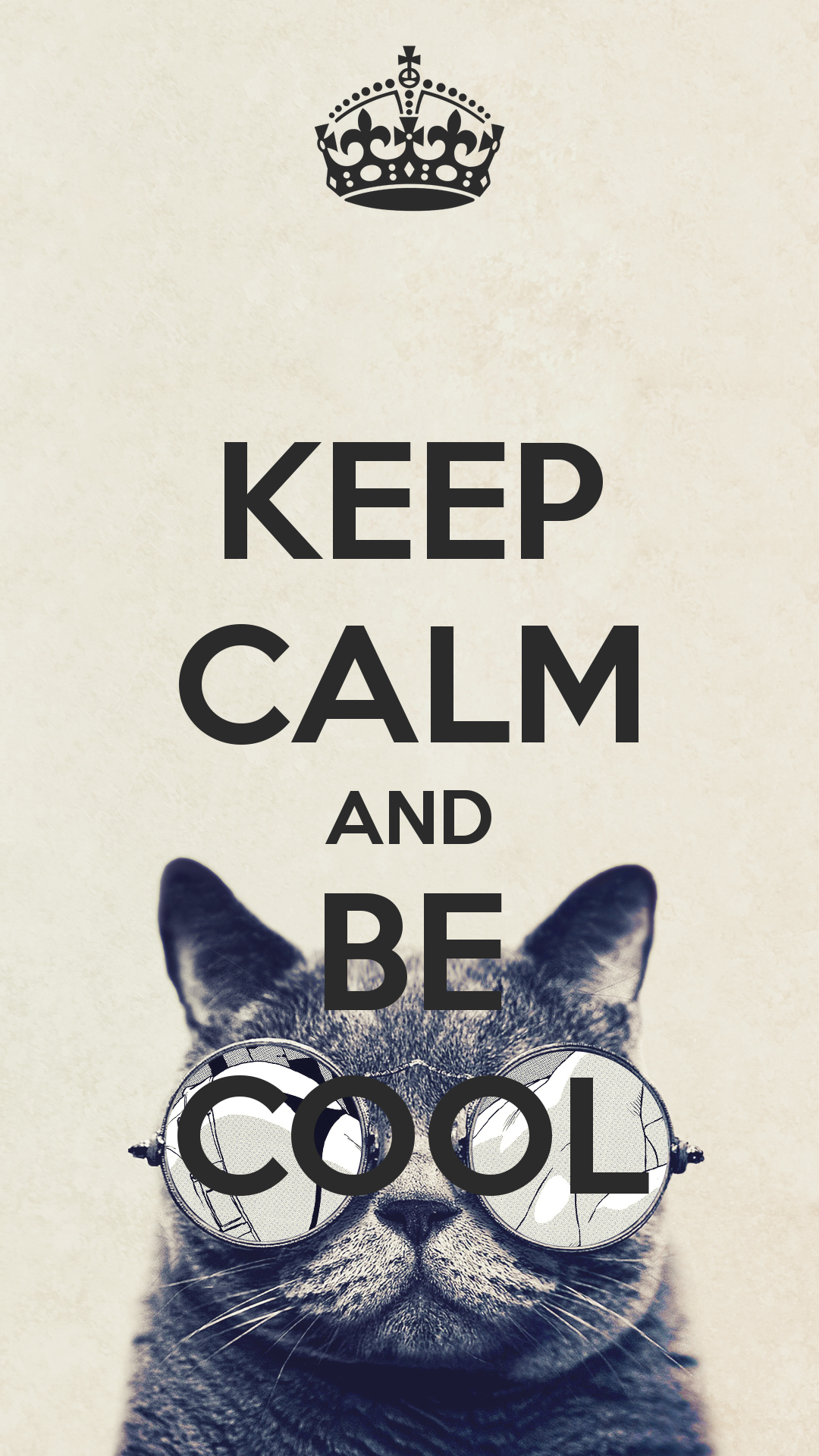 Poster A2 size | Traditional Keep Calm posters | Keep calm