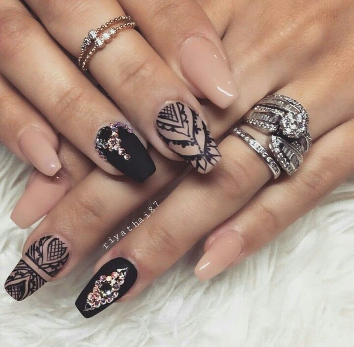 Pin by gabbz19 on NAILS | Pinterest