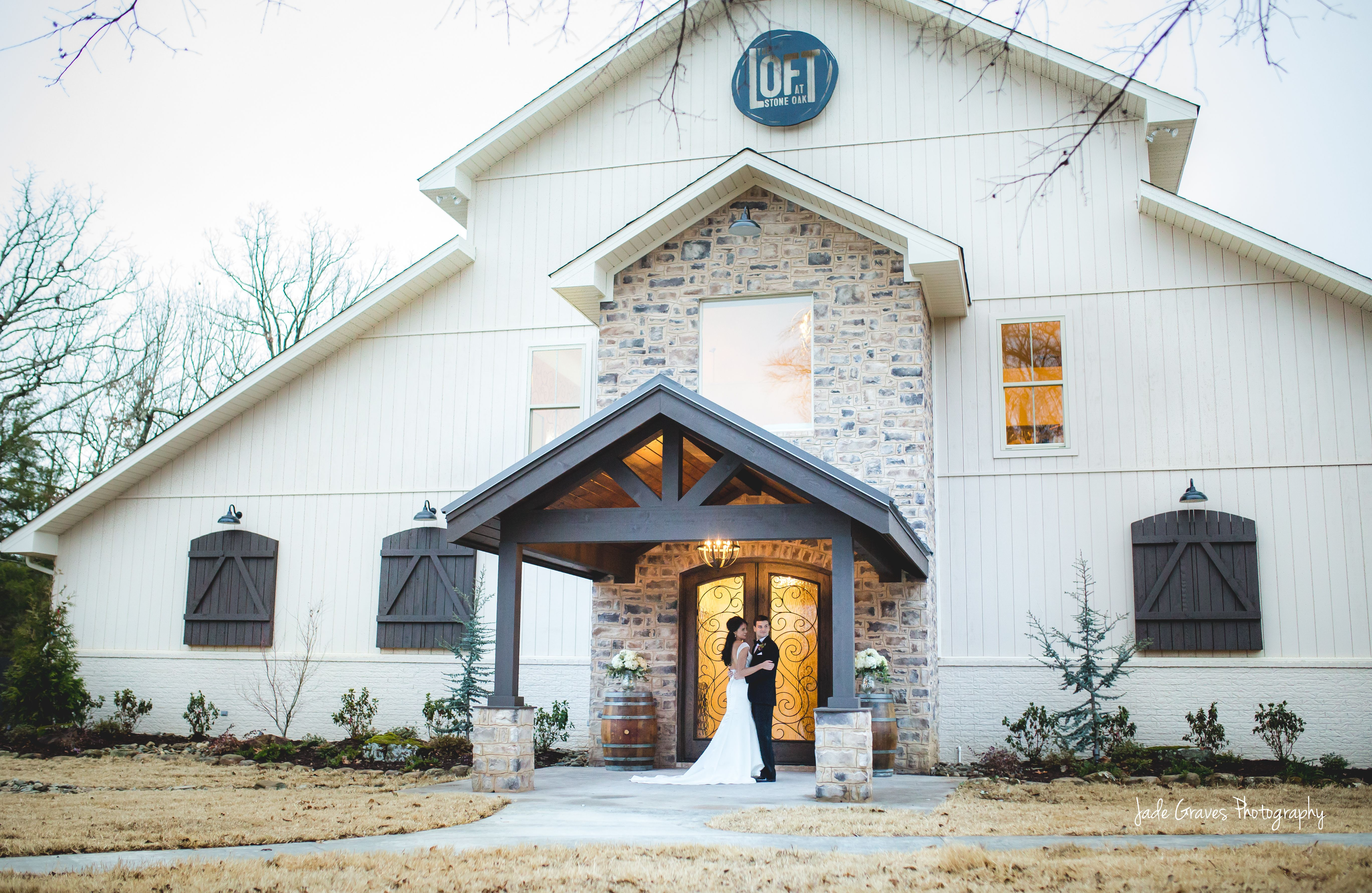 Arkansas wedding venue the loft at stone oak arkansas