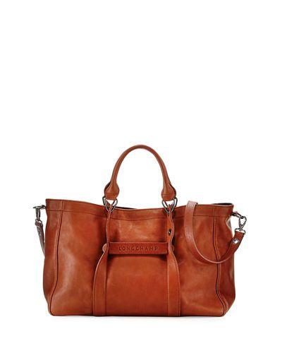 L1GE2 Longchamp Longchamp 3D Medium Tote Bag   Handbags in 2018 ... 7ecd45d8ab