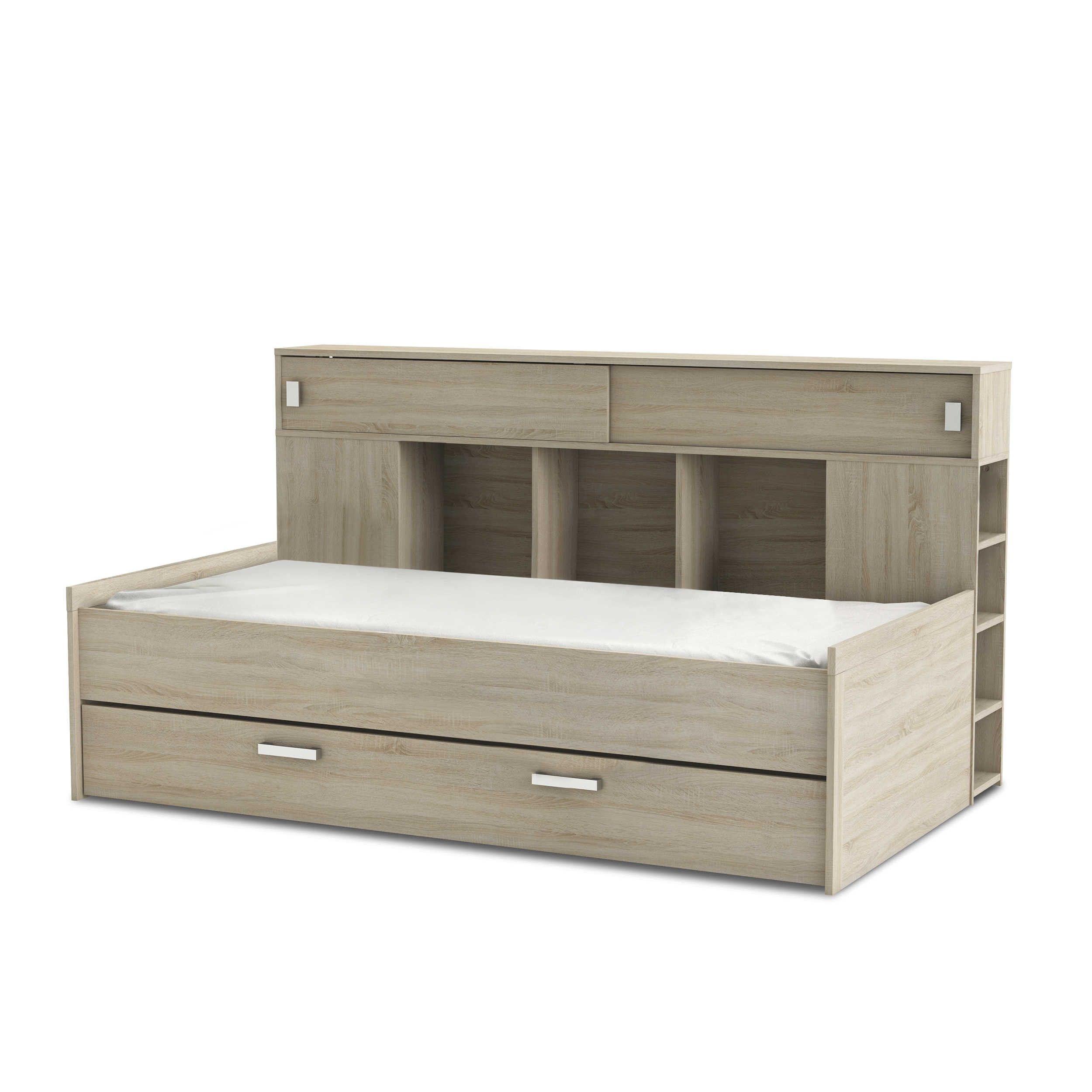funktionsbett sherwood 90 x 200 cm jugend kinderbetten jugend kinderzimmer m bel. Black Bedroom Furniture Sets. Home Design Ideas
