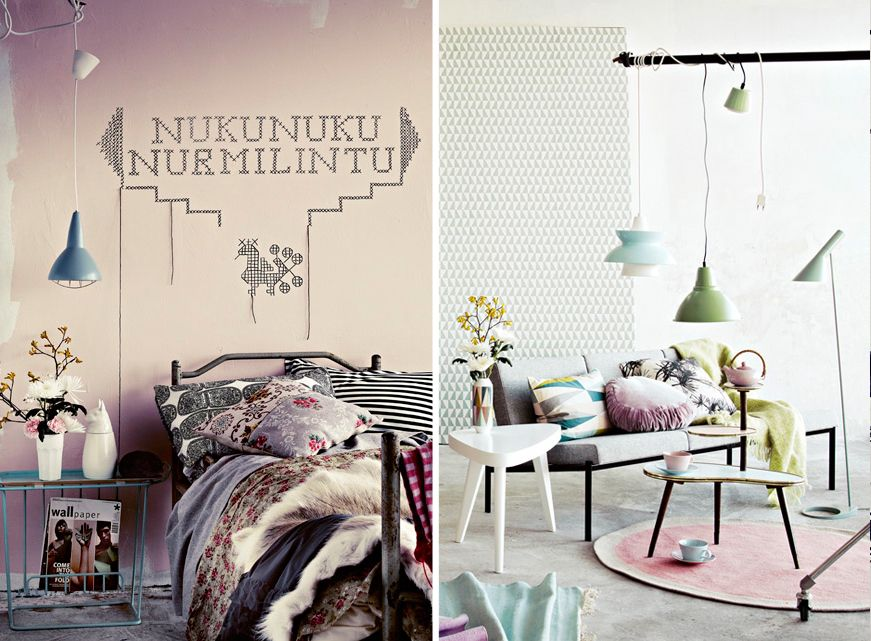 pastel color trends 2013 home interiors want to try pastels in